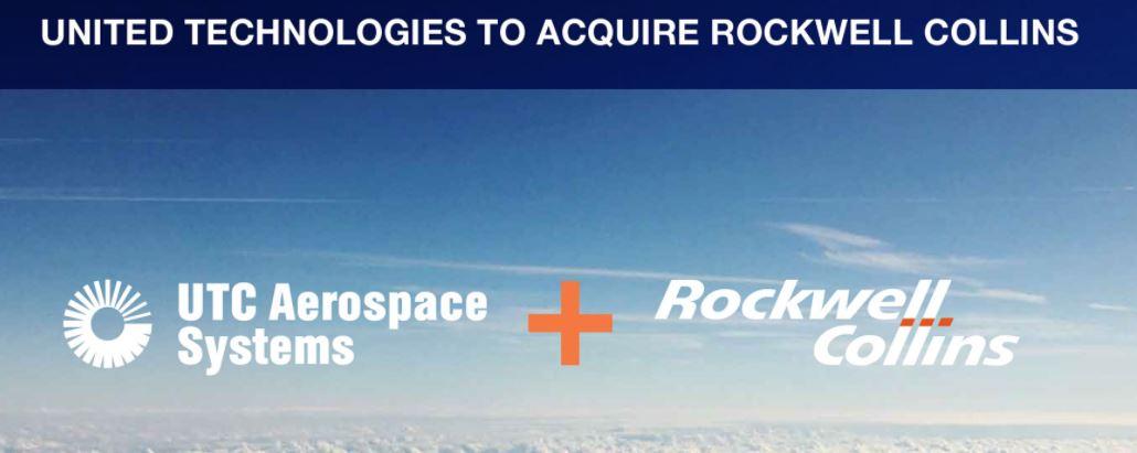 United Technologies anuncia la mayor compra del sector aeroespacial
