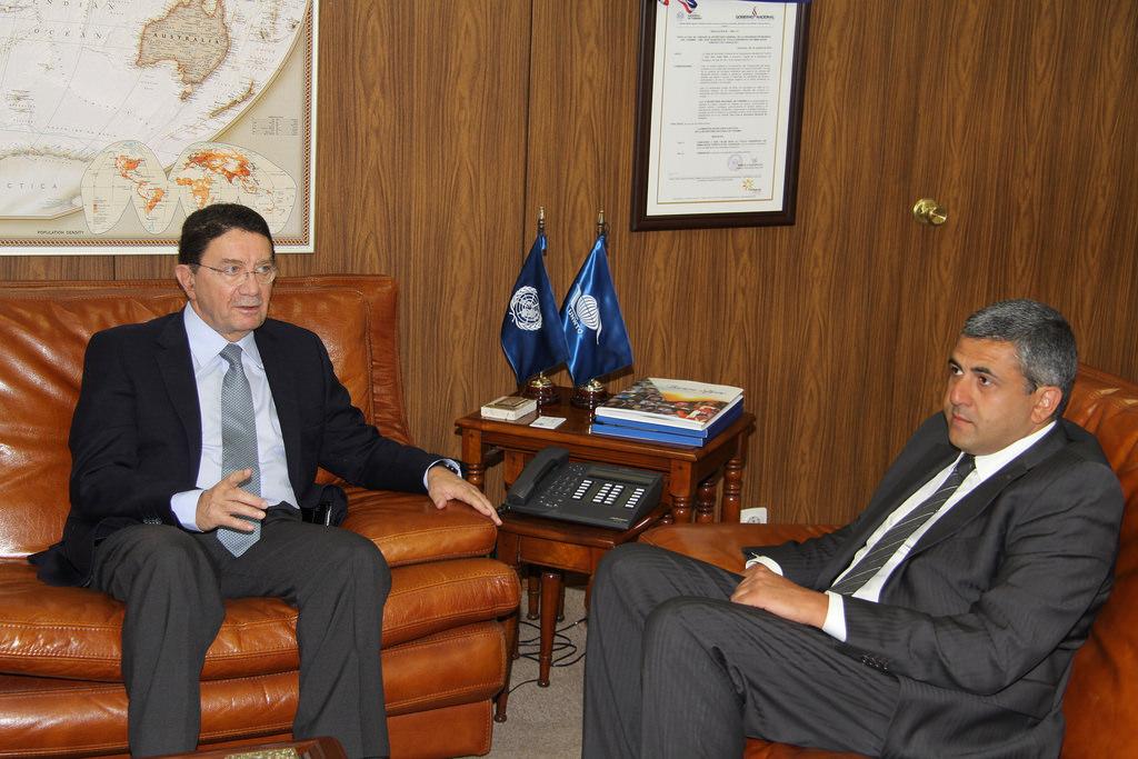 La OMT nombra nuevo secretario general a Zurab Pololikashvili