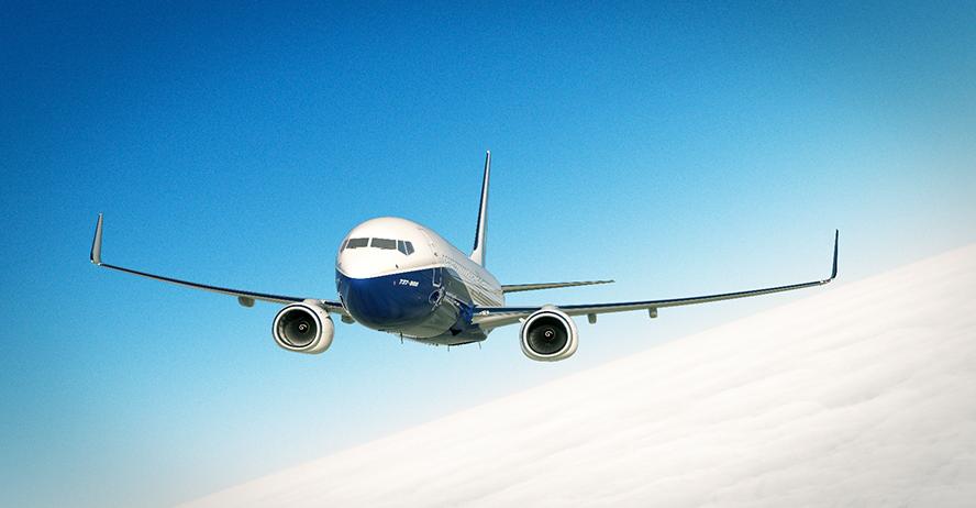 Por primera vez, modifican un Boeing 737 para combatir un incendio forestal