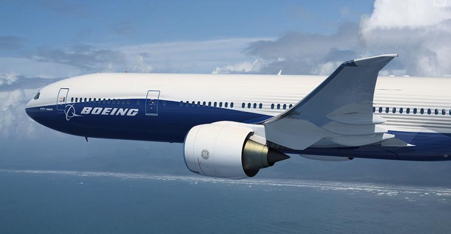 Boeing anuncia 100.000 millones de dólares en pedidos y compromisos de compra