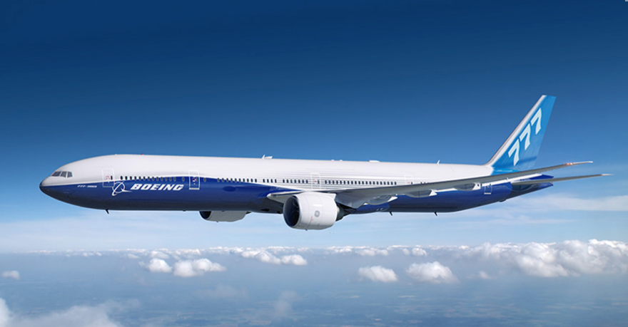 Boeing elimina sistema automático para construir los 777