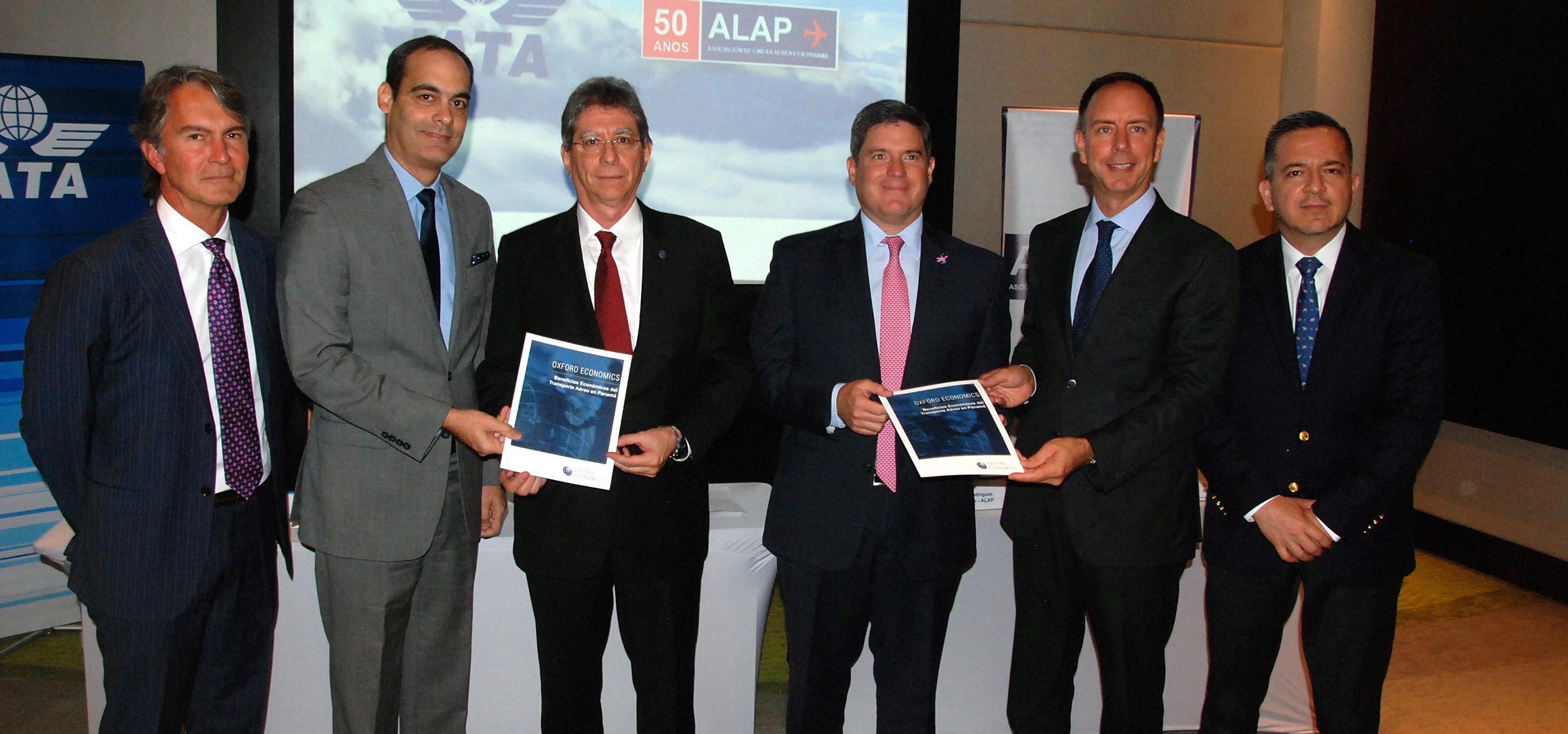 IATA presenta estudio de los beneficios de la aviación en Panamá