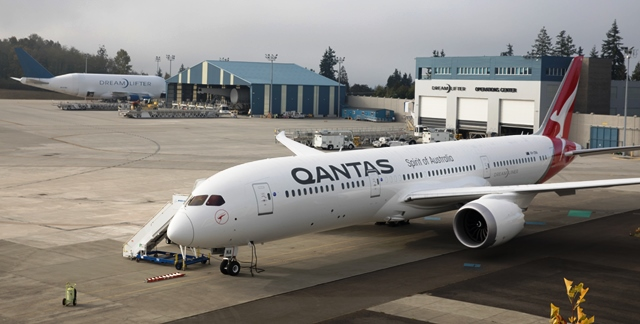 Qantas to be first to bio-fly from US to Australia