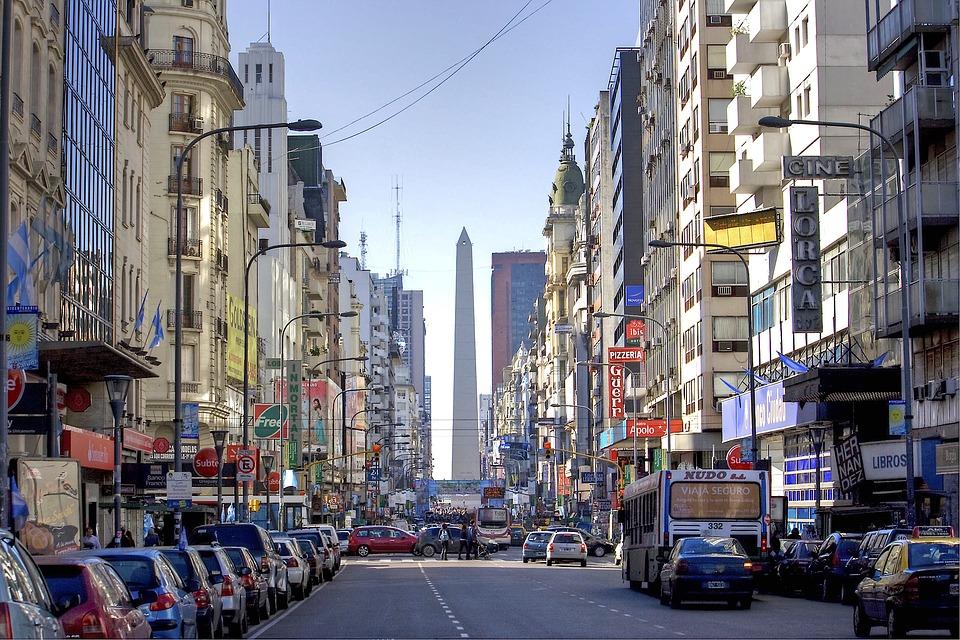 Crecen el turismo internacional y la ocupación hotelera en Buenos Aires
