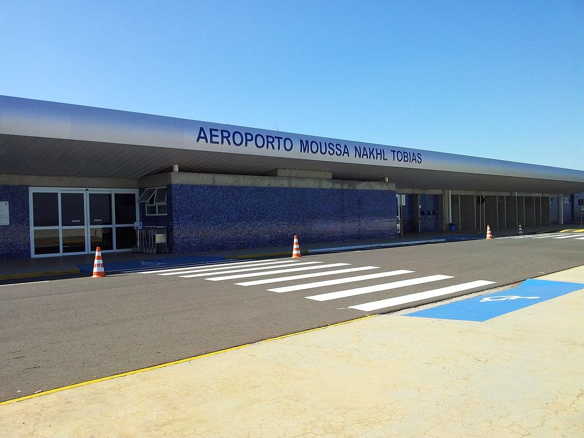 Aeroporto que atende região de Bauru vai cancelar voos para Brasília