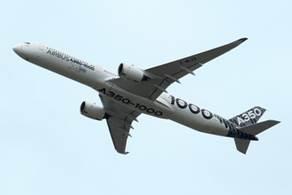 El A350-1000 completa sus pruebas de Funcionalidad y Confiabilidad