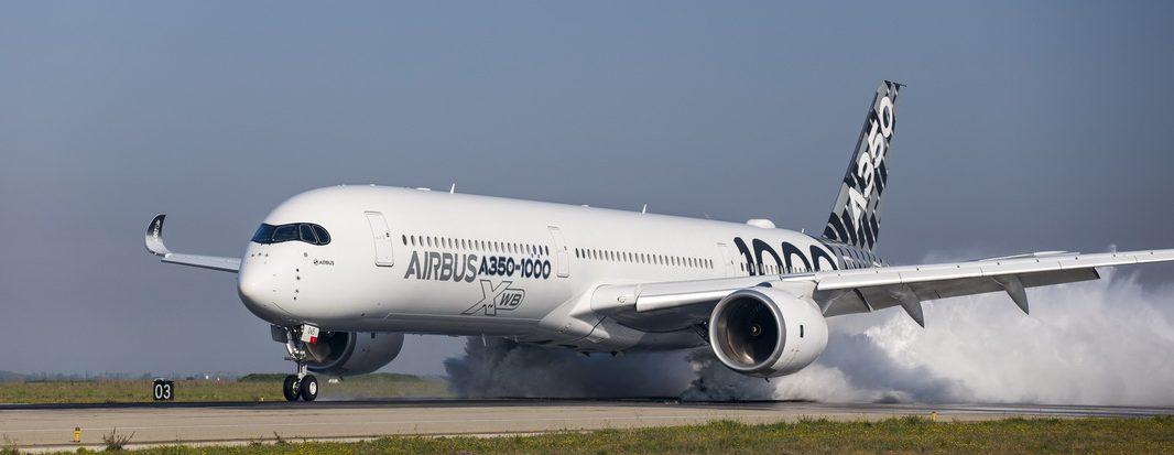 Evelop tendrá dos A350 en menos de dos años