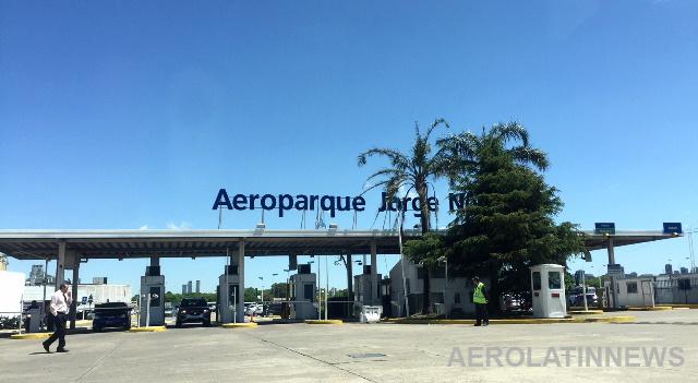 Llaman a licitación la obra de ampliación de la plataforma comercial del Aeroparque Jorge Newbery