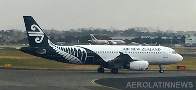 Air New Zealand y Qantas firman acuerdo de código compartido