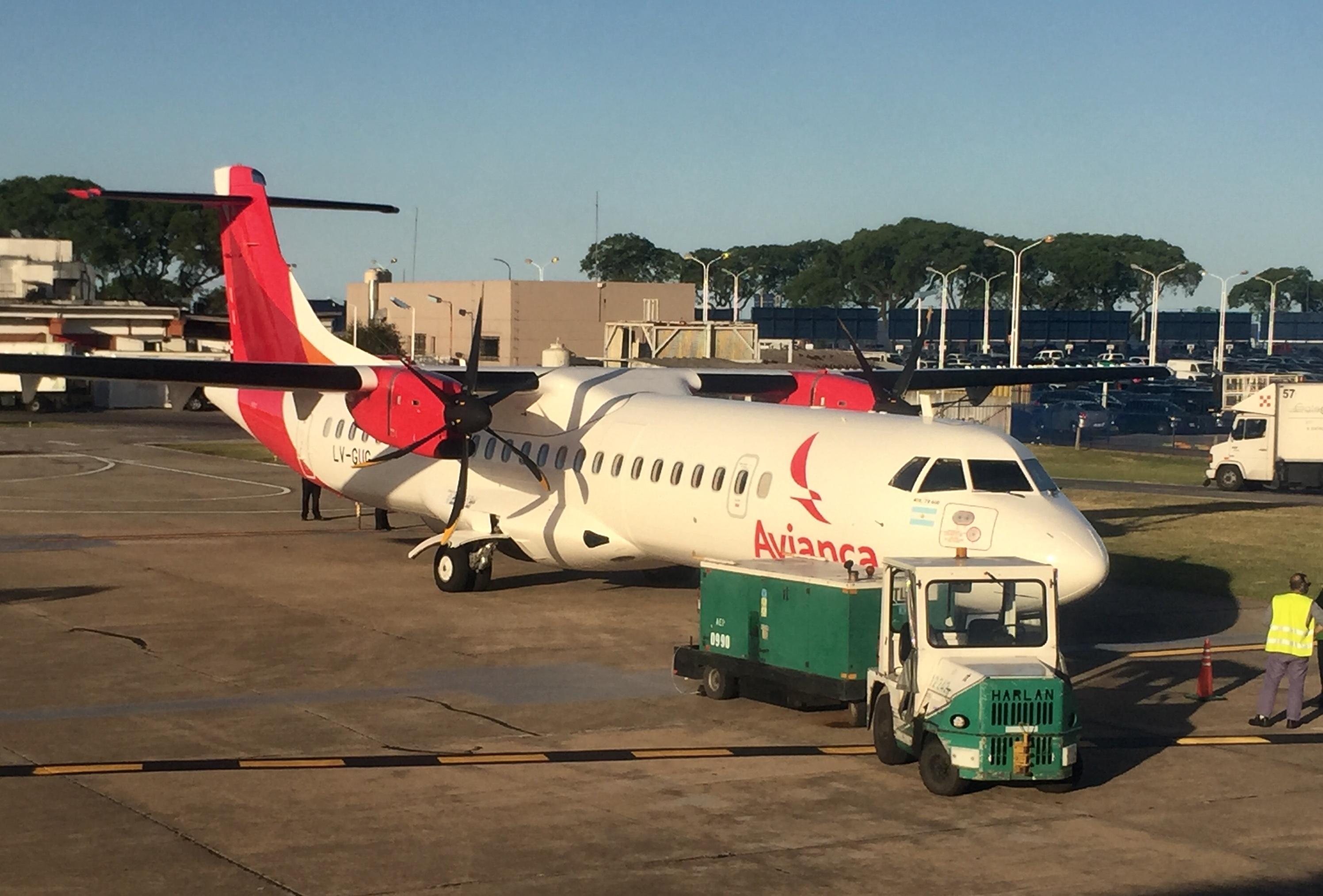 Avianca Argentina deja de volar al menos por tres meses