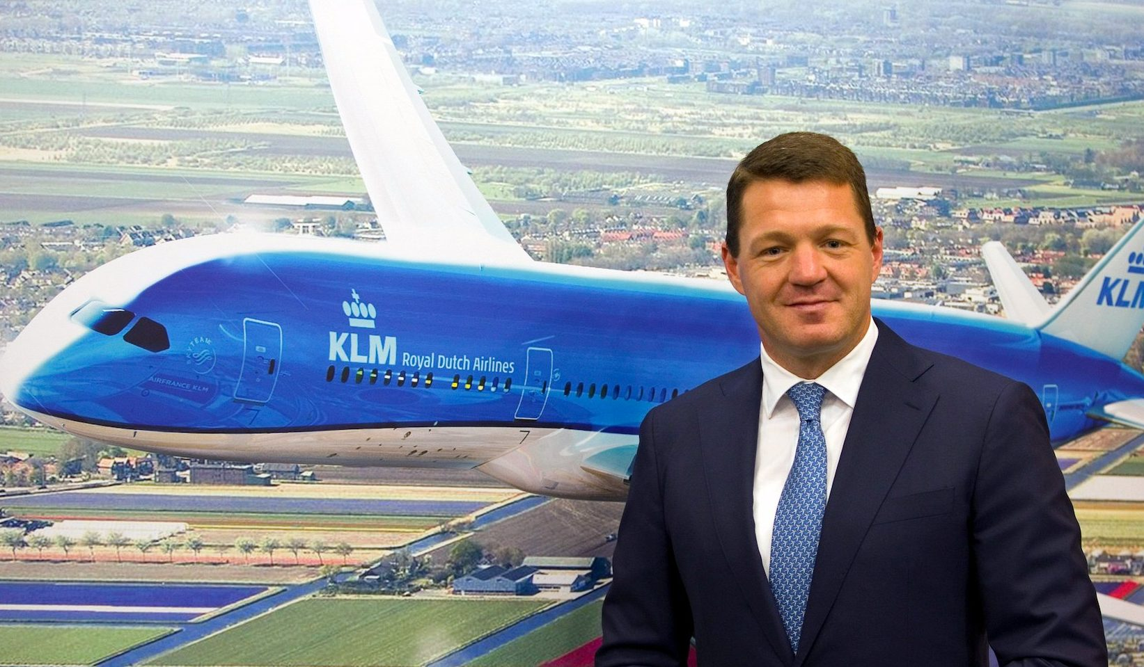 La separación de Air France «no es una opción» para el consejero delegado de KLM
