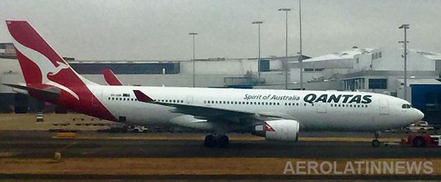 Un avión de una aerolínea australiana realiza un vuelo de 15 horas usando biocombustible hecho a partir de aceite de mostaza