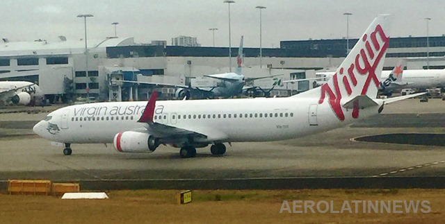 Virgin Australia starts construction at Melbourne Airport's Terminal 3