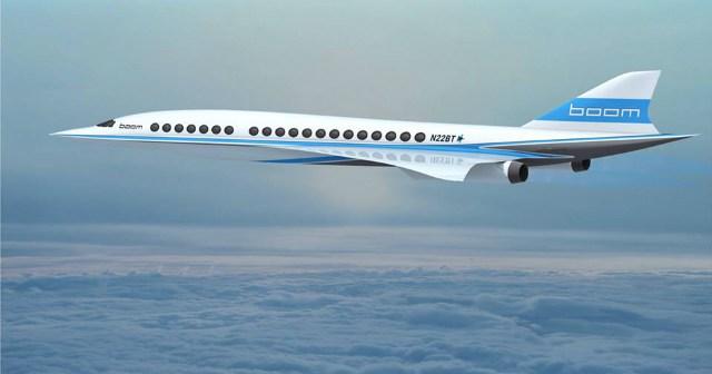 Japan Airlines invierte 8,4 millones en apoyar el desarrollo de un nuevo avión supersónico
