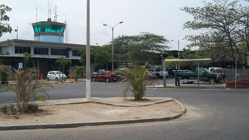 Nuevo aeropuerto de Santa Marta, listo y en operación