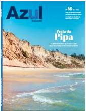 Azul Magazine é eleita a melhor revista customizada do Brasil