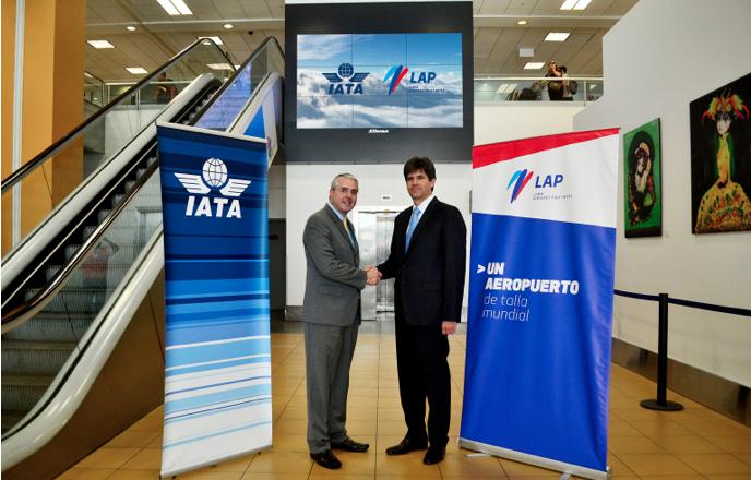 Lima Airport Partners y IATA transmiten a pasajeros del Jorge Chávez la Magia de la Aviación
