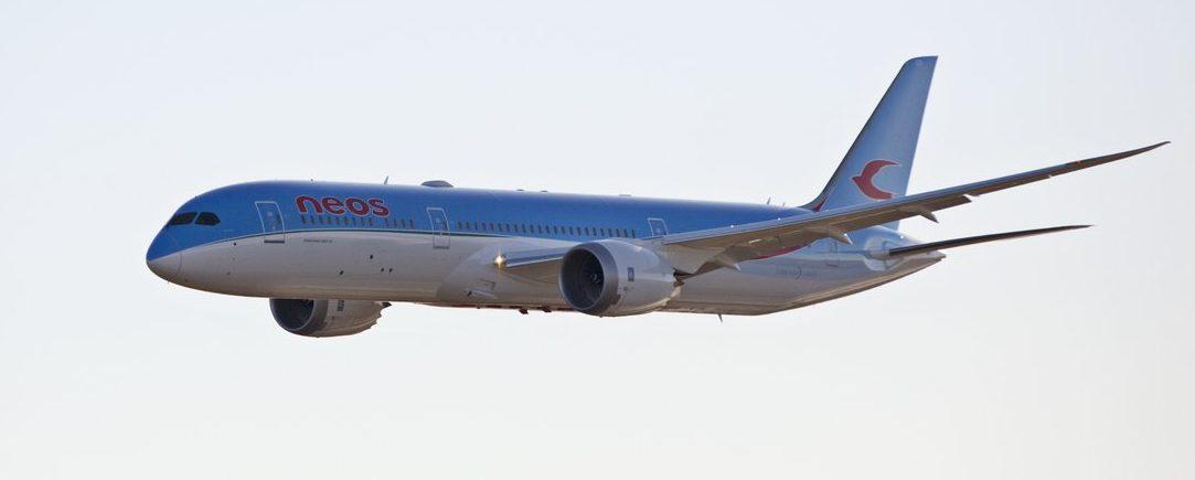 Neos Air se convierte en la primera aerolínea italiana en operar el 787 Dreamliner
