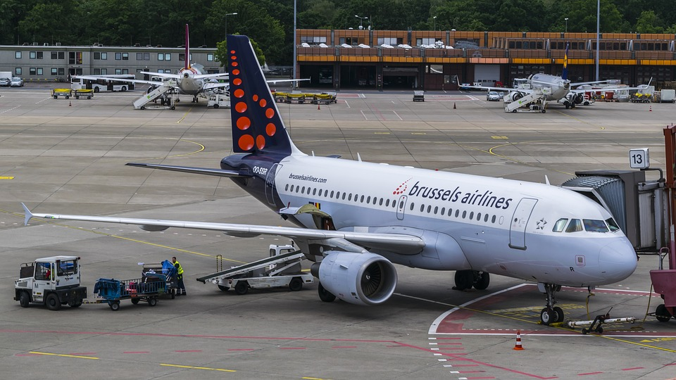 Pilots strike grounds 75 per cent of Brussels Airlines flights
