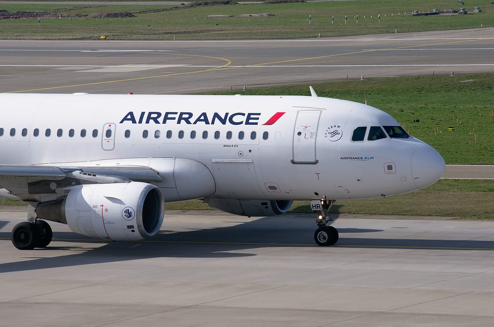 Air France recupera la totalidad de su servicio a bordo