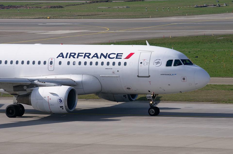 Convocados dos días de huelga en Air France