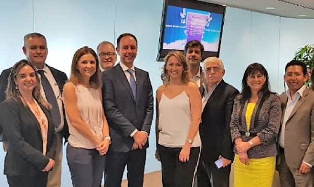 ANATO presente en reunión de Folatur con la IATA, en Miami