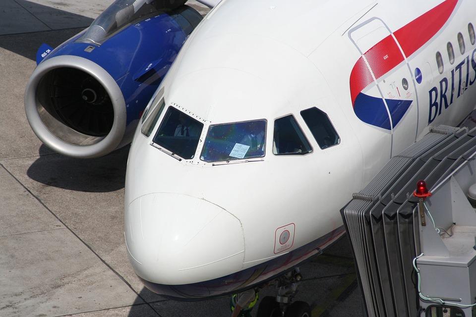 British Airways prueba a no limpiar los aviones para ganar tiempo