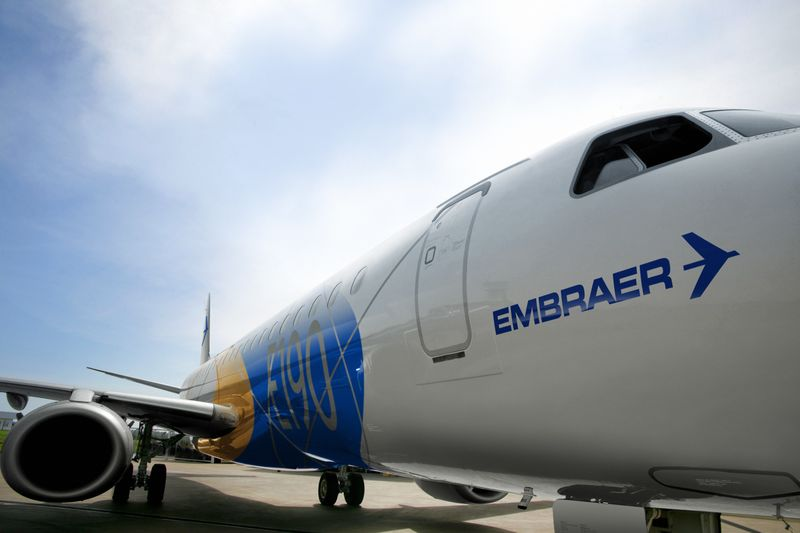 Brazil defense minister 'certain' of Boeing-Embraer tie-up