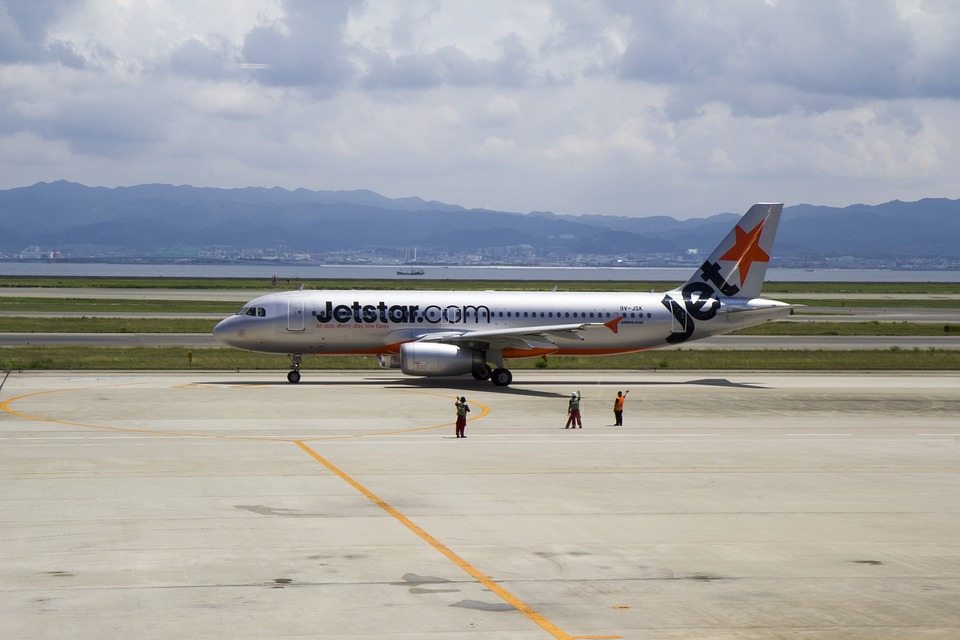 Jetstar carriers in codeshare partnership with Air France-KLM