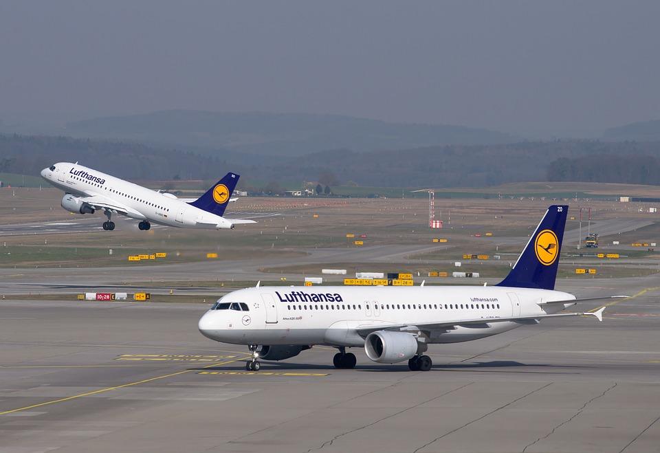 Lufthansa transportó a 124,9 millones de pasajeros hasta octubre, un 2,9% más