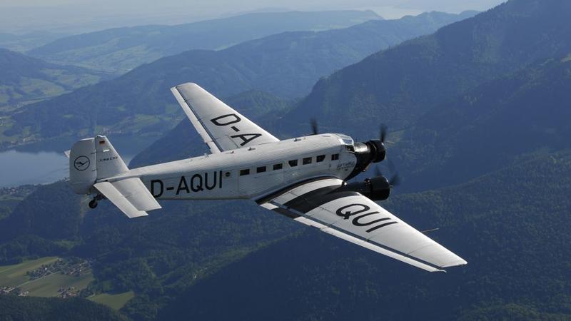 Vuelos 'vintage': Lufthansa restaura aeronaves históricas