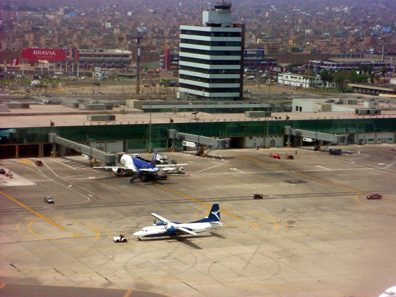 Lima entre las 6 capitales de Latinoamérica con más obstáculos para la aviación
