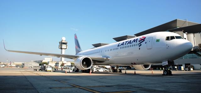 Operação para Tel Aviv marca ano promissor para a Latam