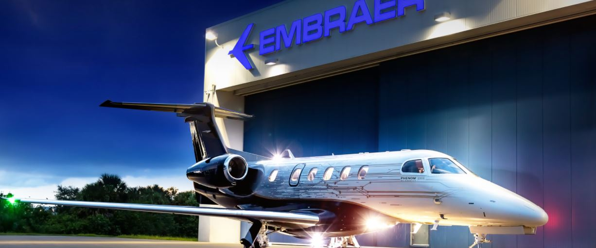 Embraer stays confident on executive jets performance