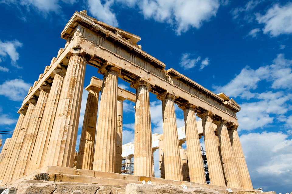 Grecia va camino de batir récord de turistas