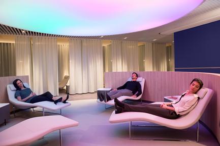Air France reinventa su sala VIP Business en el hall L  del aeropuerto París-Charles de Gaulle
