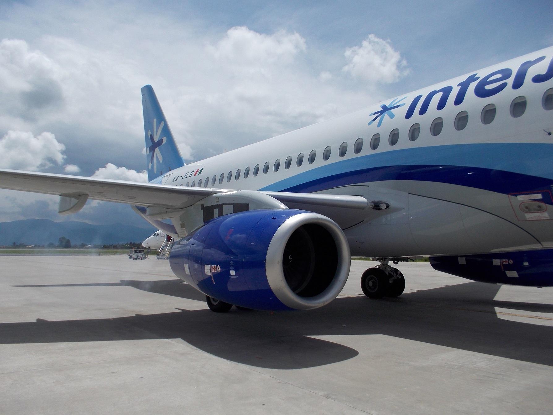 Interjet moderniza su flota de aviones