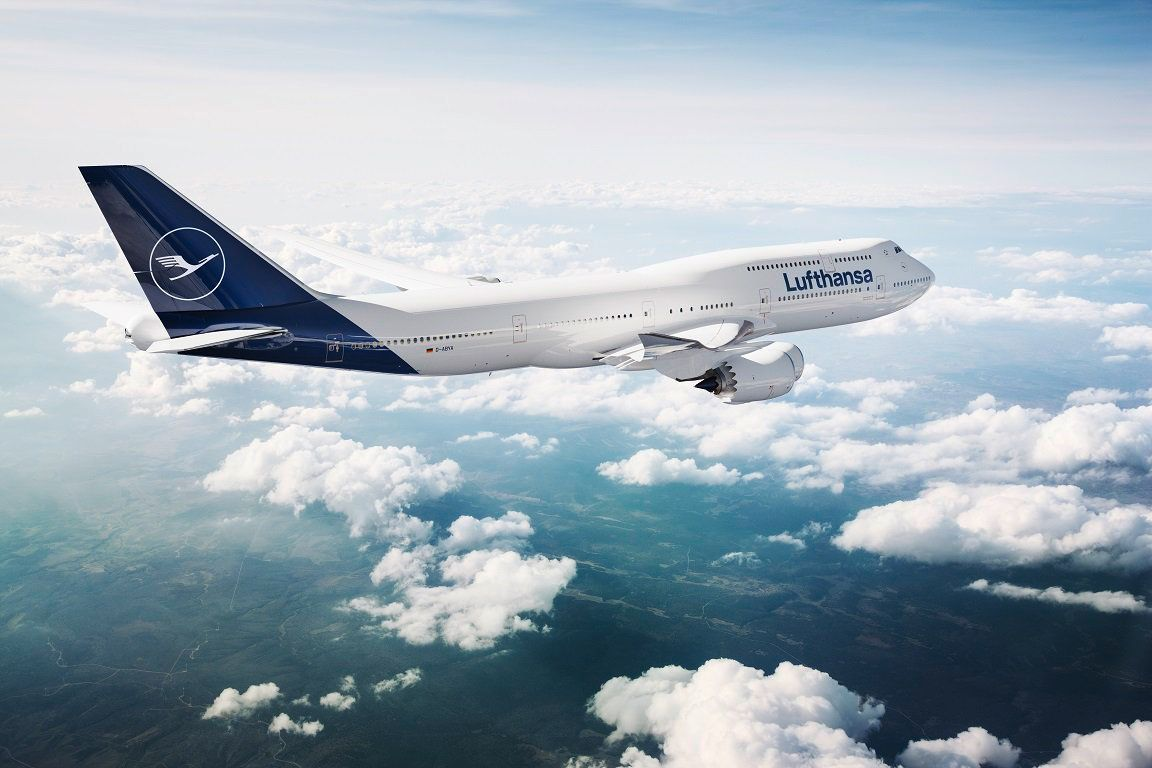 Lufthansa crece un 10% en España gracias al impulso de Swiss