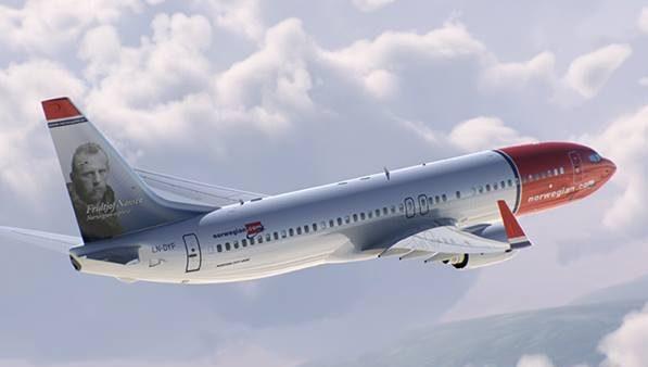 Norwegian supera los 28 millones de pasajeros hasta septiembre, un 1,1% más