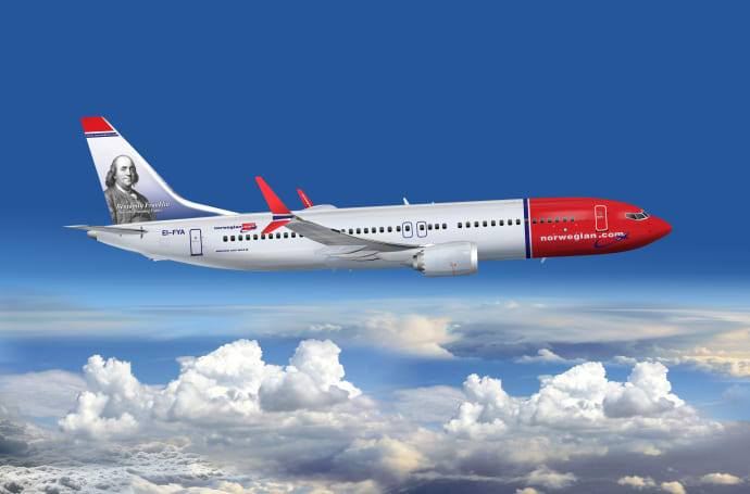 Norwegian confirms launch of first low-cost London to Rio route