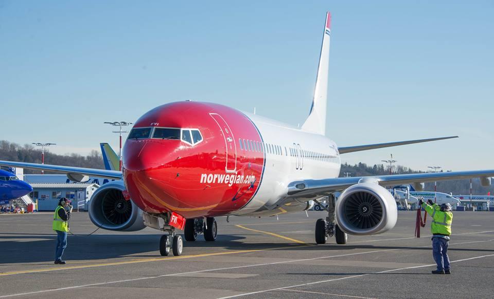 Anac autoriza Norwegian a operar voos internacionais de baixo custo no Brasil