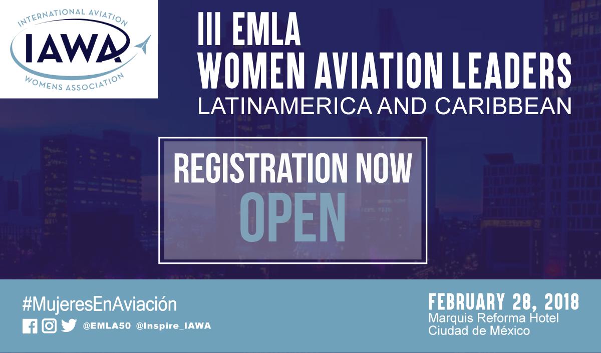 Las mujeres de la aviación se tomarán Latinoamérica y El Caribe