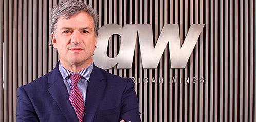 """Andrés Dulcinelli, gerente general de LAW: """"Si no tenemos espaldas para implementar nuestro modelo, es mejor retirarnos"""""""