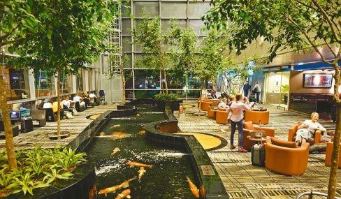 Los 10 mejores hoteles de aeropuertos del mundo