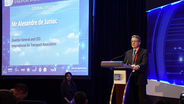 """IATA call for Attention to Address Infrastructure Crisis to Secure Aviation""""™s Future"""
