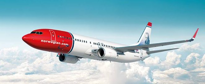 Norwegian's first flight to Brazil takes off from London Gatwick
