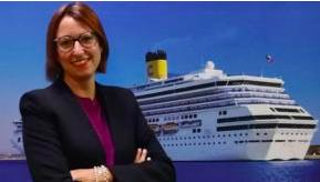Costa Cruceros presenta nueva directora para España y Portugal