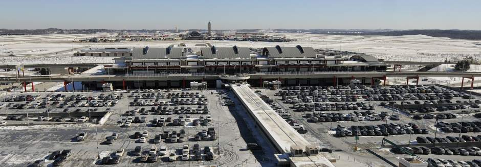 Pittsburgh International Airport awarded for environmental efforts