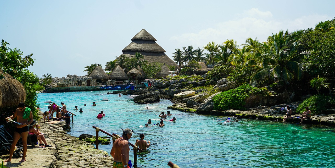 Xcaret, tres veces elegido mejor parque acuático del mundo