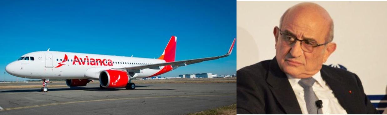 Efromovich: Avianca Brasil sigue operando, acogerse a bancarrota frenó orden para devolver aviones